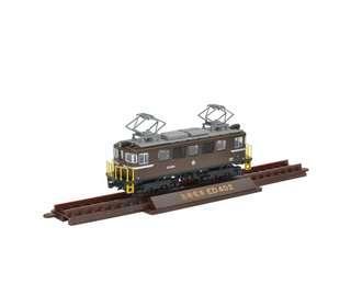 全新 Tomytec 岳南電車 ED402 火車鐵道模型 情景小物 N比例 1/150 (not Tomix Kato)