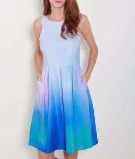 🚚 [Leline] Lavelle Pastel Dress