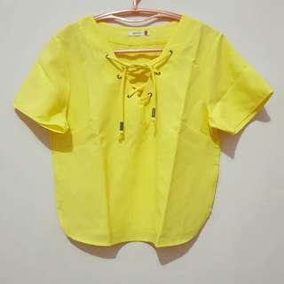 Yuan Yellow Top