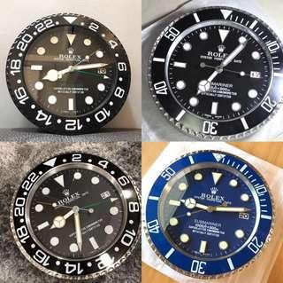 🚚 Wall clock- GMT master II