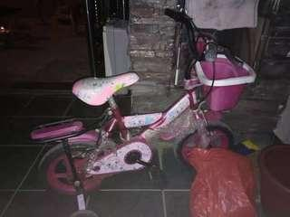 Preloved Kids bicycle