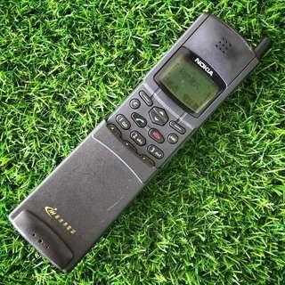 Nokia 諾基亞 PCS 蕉仔 8148 8110 香蕉王 懷舊電話 7110 8810 8850 8855 8910 8800 7110