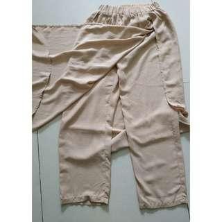 Rok celana hijabers