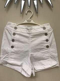 Factorie High-waist Shorts