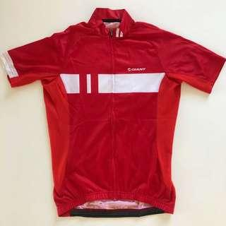 Men's Giant Red Cycling Jersey (S)