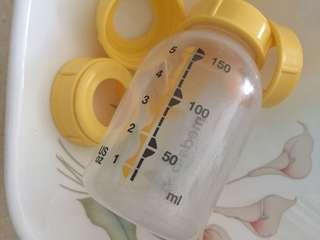 Medela milk bottle