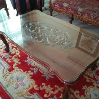 Side Table Coffee Table Jati
