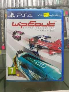 PS4 WIPEOUT OMEGA EDITIOM