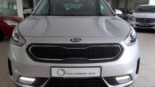 Kia Niro 1.6 Hybrid 1.6 SX Auto