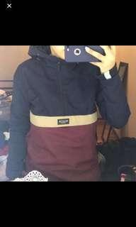 Nicee jacket globe