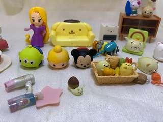 Assorted Small Toys