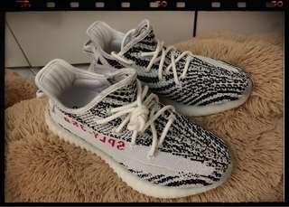 Yeezy V2 Zebra UK4.5