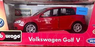 Bburago Volkswagen Golf V 1:18
