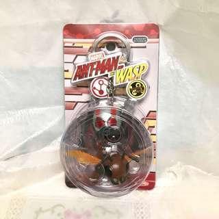 (全新) Ant-man 電鍍金屬色 蟻俠 迷你人偶匙扣 Metalic Cosbaby (hot toys hottoys wasp 蟻人)