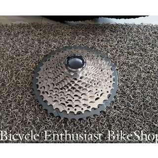 Shimano Deore XT Cassette Sprocket 11-42T CS-M8000 11speed Bike Parts, Bicycle, Mountain Bike, MTB, Biking, Cycling