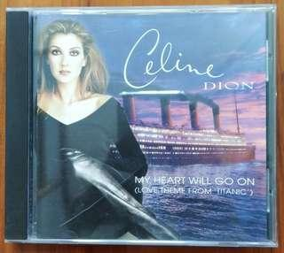 Celine Dion, My Heart Will Go On(Love Theme From 'Titanic')