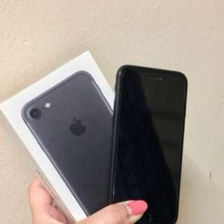Used iPhone 7 Black 32GB (Phone Only)