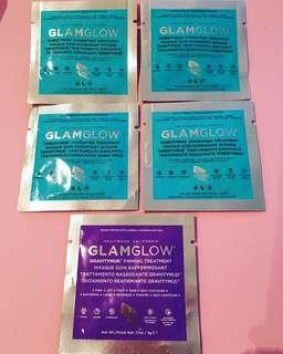 GLAMGLOW Treatment masks Firming & Thirsty mud
