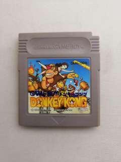 Gameboy Donkey Kong Game Boy