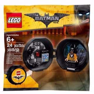 包平郵 全新 LEGO 5004929 Batman Movie Batman Battle Pod