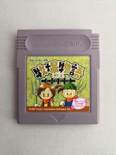 Gameboy 牧場物語 Game Boy