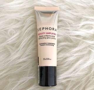 Sephora beauty amplifier perfecting glow Primer
