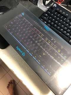 Logitech G Pro HERO Mouse and Keyboard