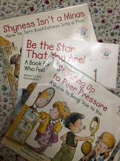 Elf-help Books for Kids BUNDLE of 3