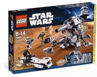 LEGO 7869 Star Wars Battle for Geonosis (MISB)