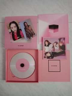 Blackpink square up pink