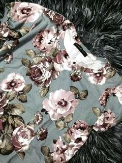 Jewels glam floral top