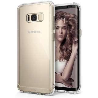🚚 ⭐SALE⭐ Ringke [FUSION] [Clear] Galaxy S8 PLUS⭐⭐
