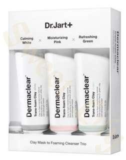 🚚 Dr.Jart+活性水分子泡沫醒膚泥50MLX3  是面膜也是洗面乳!只要三分鐘,讓妳妝容服貼一整天! 限時優惠$499