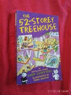 52 storey treehouse