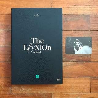 [WTT] EXO - The ElyXiOn in Seoul DVD