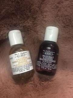 Kiehls Toner 40 ml  + Treatment Essence 40 ml