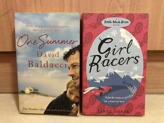 English Fiction Books