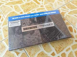 Band of Brothers + The Pacific Blu Ray Giftset For Sale