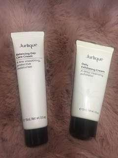 Jurlique skin care Sample x 2