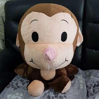 53cm Minitoon Monkey Stuff Toy