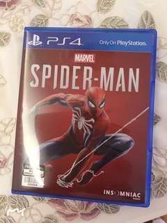 Marvel spider-man PlayStation