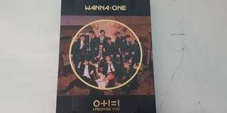 Wanna One I Promise You Night Version