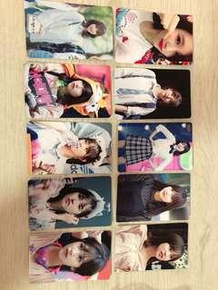 [Clearing] Twice Mina unofficial photocard