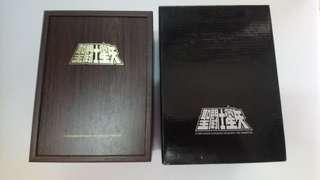 聖鬥士星矢 聖衣神話 木製外盒