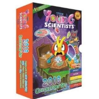 2018 Young Scientists Collector's Set (Brand New)