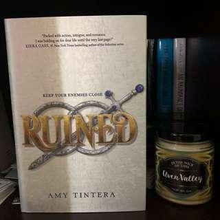 Ruined by Amy Tintera Hardcover Book