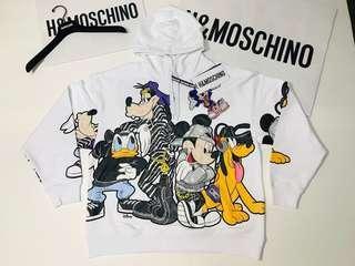 H&Moschino Disney Hoodie