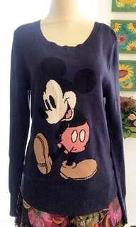 Sweater Mickey Mouse Authentic Disney