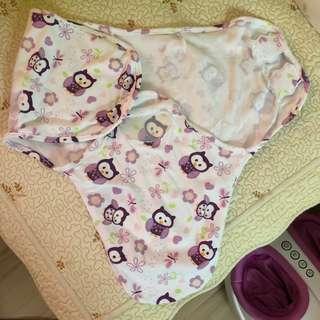 初生嬰兒(0-2個月)包被