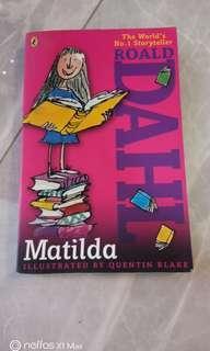 Roald Dahl Matlida